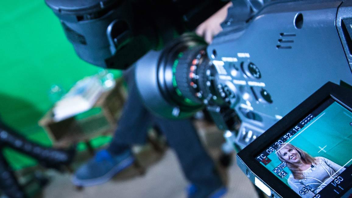 Videoproduktion Forside 16 9