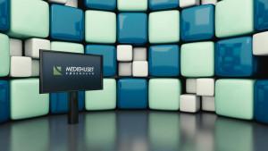 green screen studieproduktion digitalt design cromakey croma key mediehuset koebenhavn