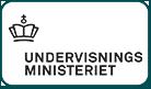 Undervisningsministeriet logo