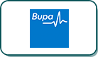 bupa global logo square