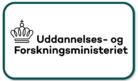 uddannelses og forskningsministeriets logo