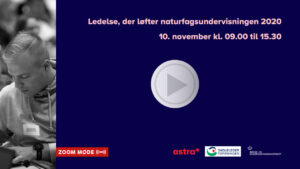 Livestreaming for Astra den 10. november 2020